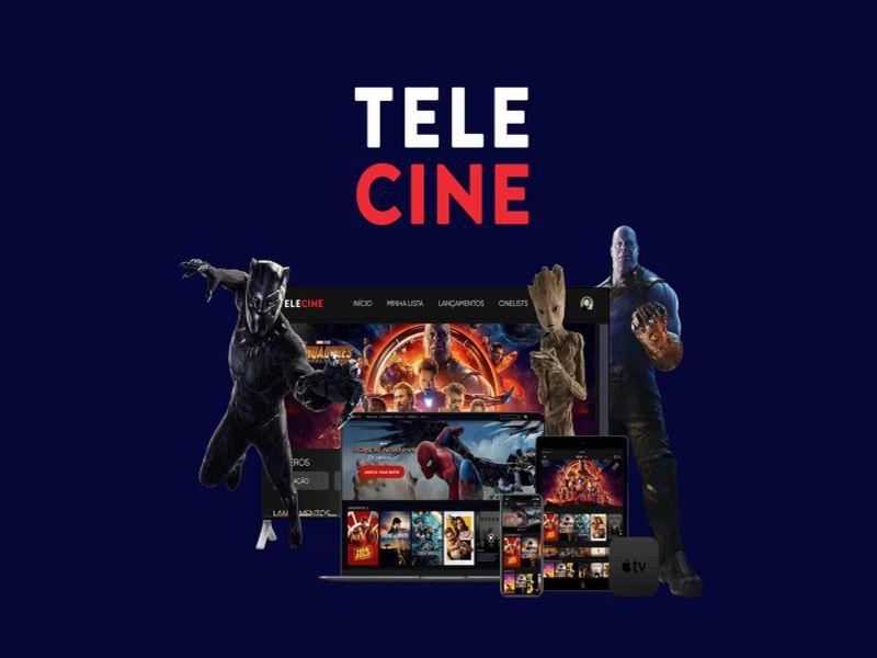 Telecine Play por 30 dias totalmente grátis